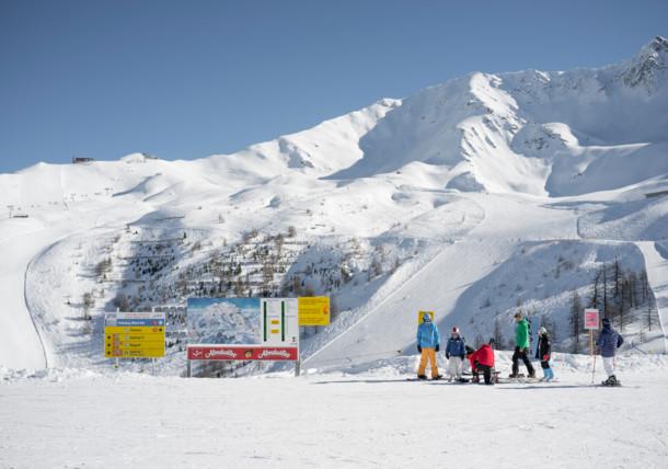 Skibelevenis Großglockner Resort Kals-Matrei