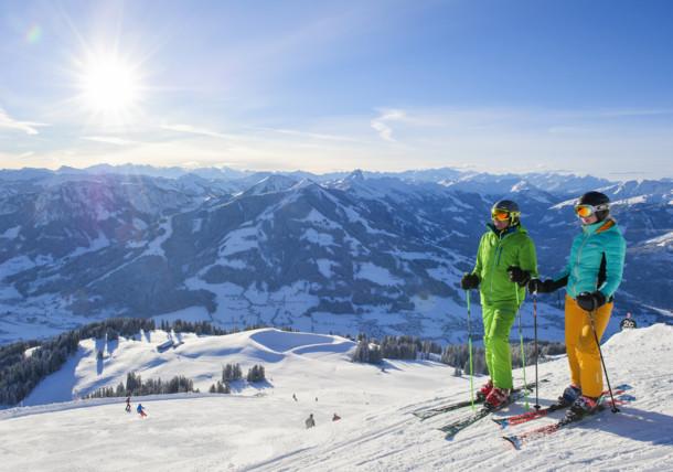 Skiën in SkiWelt Wilder Kaiser - Brixental