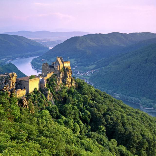 Ruine Aggstein Wachau
