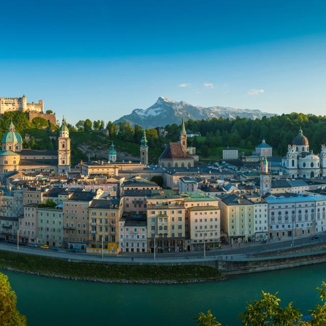 Salzburg Stadtansichten
