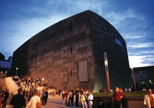 mumok - the museum of modern arts in Vienna