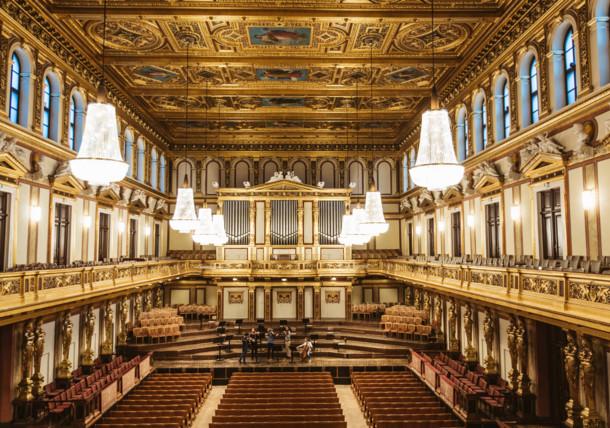 Wiener Musikverein, Großer Saal
