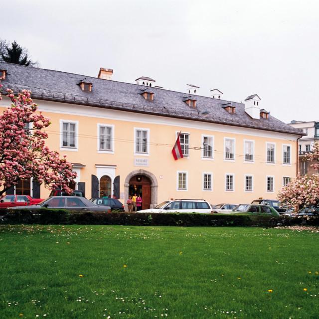 Mozart-Wohnhaus