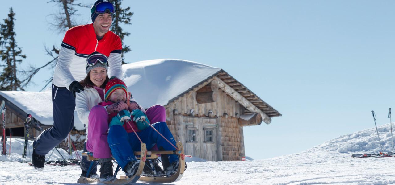 Rodelen In Oostenrijk Top 5 Rodelbanen In De Winter
