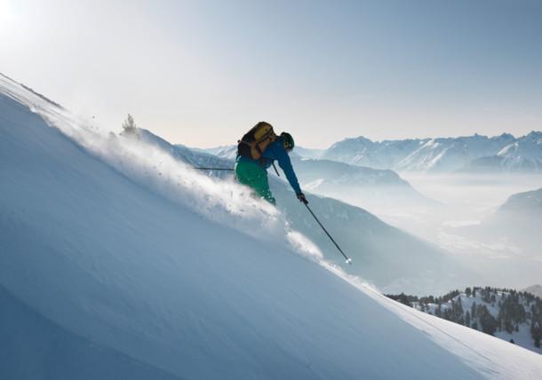 Skiën Ötztal