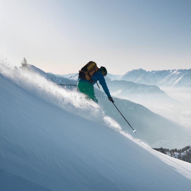 Skifahren in Ötztal