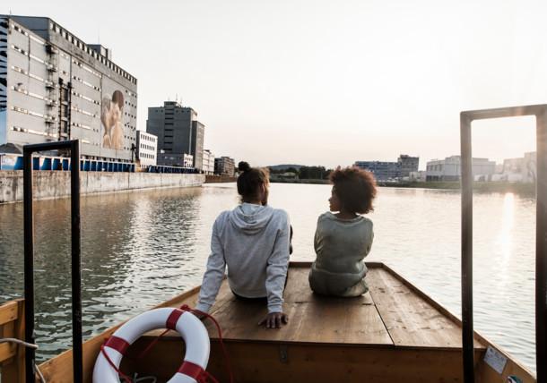 Linz Hafen