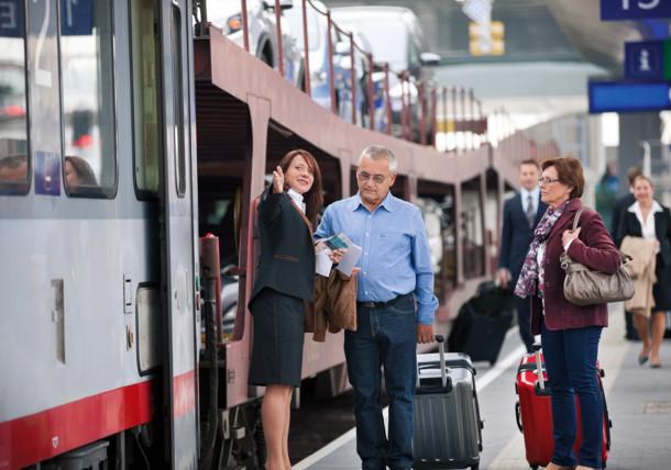Tipps für Bahnreisende