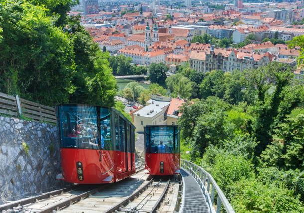 Schlossberg Funicular