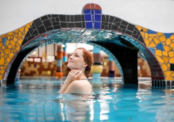 Rogner Bad Blumau thermal spa