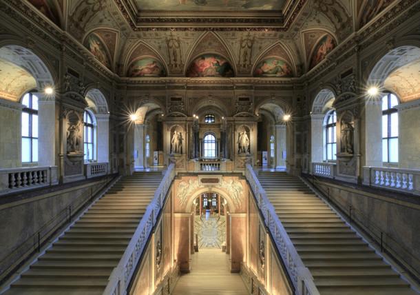 Natuurhistorisch museum Wenen