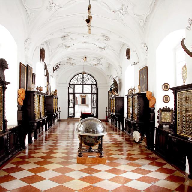 Kunst- und Wunderkammer im DomQuartier