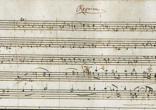 """W. A. Mozart """"Requiem"""""""