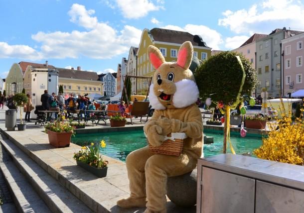 Eastermarket in Schärding