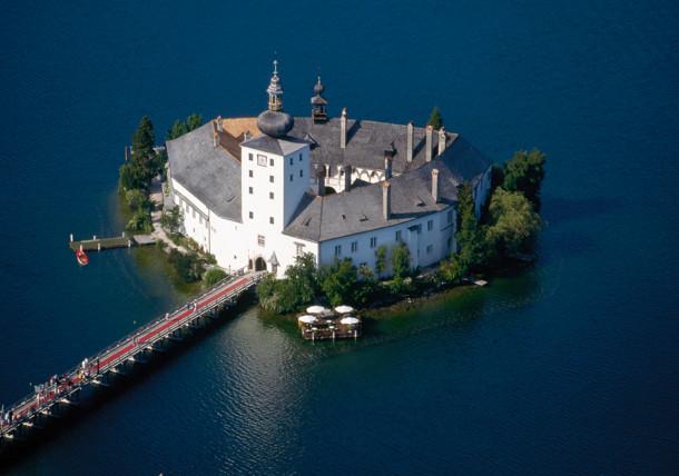 Schloss Ort am Traunsee, Oberösterreich