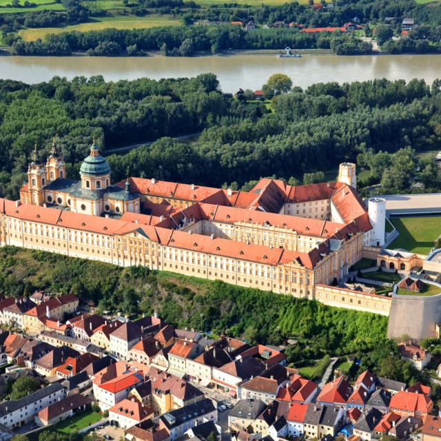 Stift Melk an der Donau