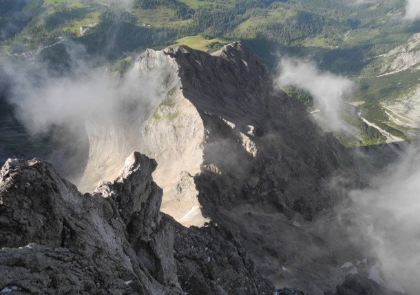 Dachstein mountain