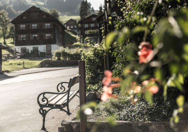 Bregenzerwald - Umgang