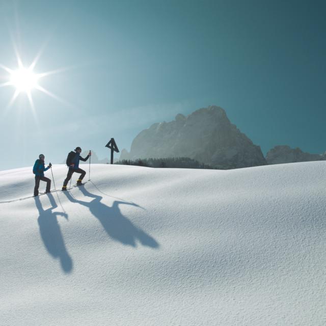 Schneeschuhwandern in Osttirol
