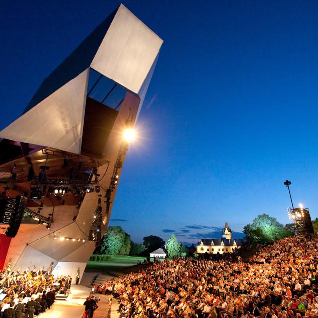 Festival Grafenegg, Wolkenturm
