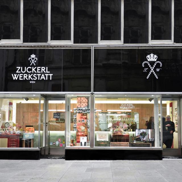 Wiener Zuckerlwerkstatt