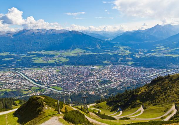 Nordkettenbahn Seegrube Innsbruck
