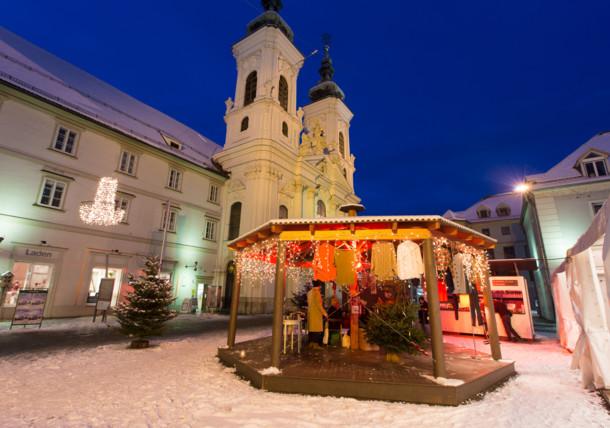 Adventmarkt WonderLEND am Mariahilferplatz