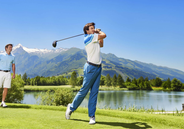 Golf in Austria, Golfclub Zell am See-Kaprun