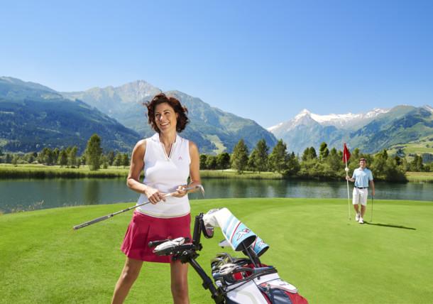 Golf in Zell am See-Kaprun