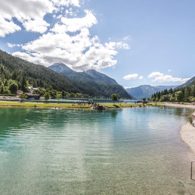 Strandbad in Achenkirch am Achensee