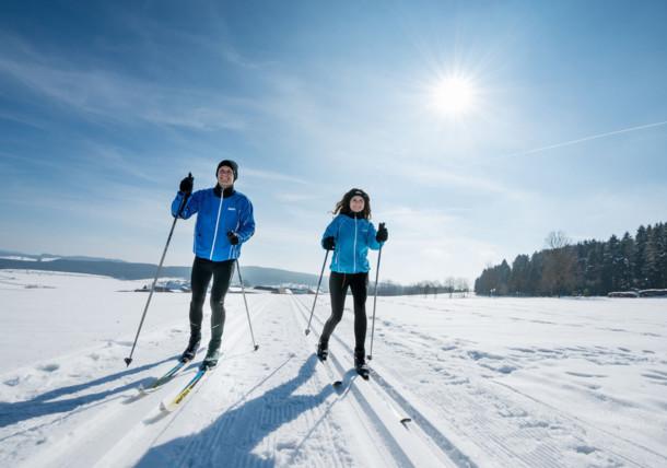 Nordic Skiing in Gutenbrunn