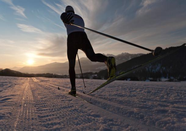 Ramsau am Dachstein - Cross country skiing