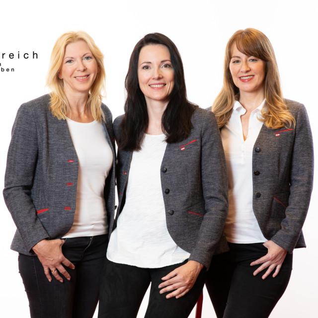 Urlaubsexperten der Österreich Werbung