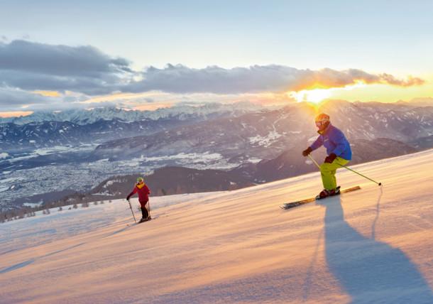 Skifahren Gerlitzen