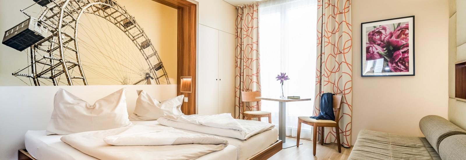jufa hotel wien city doppelzimmer