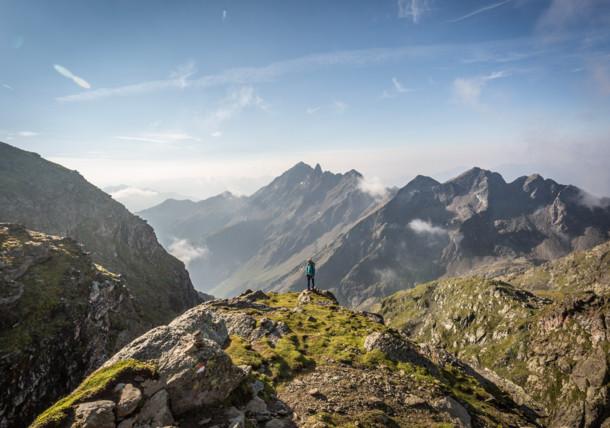 Wandern in der Schobergruppe im Nationalpark Hohe Tauern