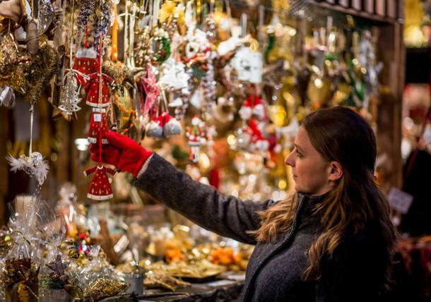 Christmas market, Graz