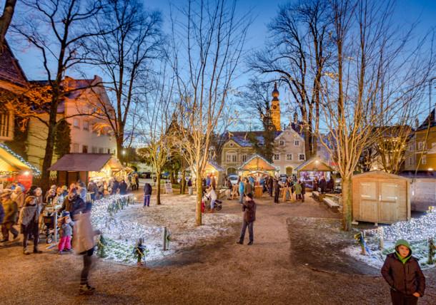 Braunau Christmas market