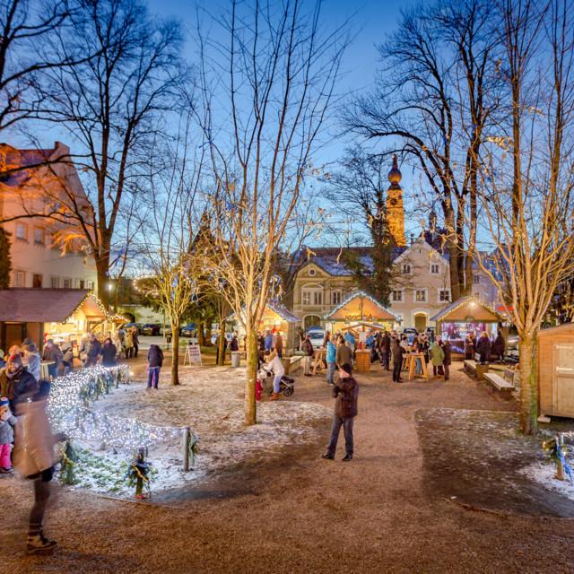Weihnachtsmarkt Braunau
