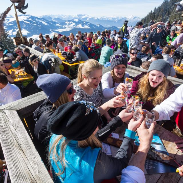 Après Ski at Wilder Kaiser