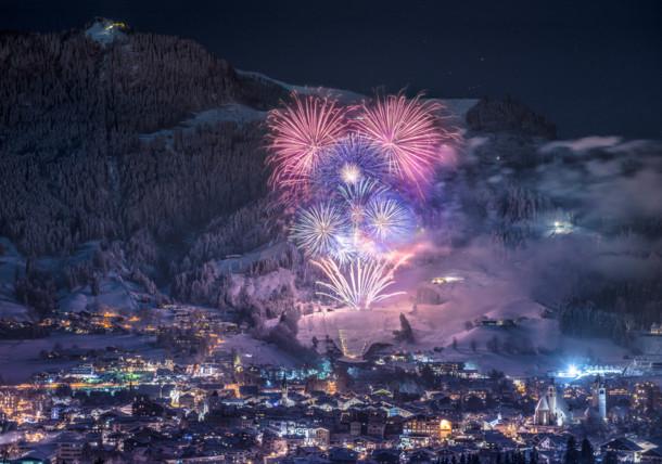 new years eve in Kitzbühel