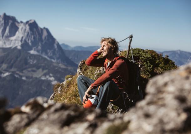 Gipfelsieg, Alpines Lebensgefühl
