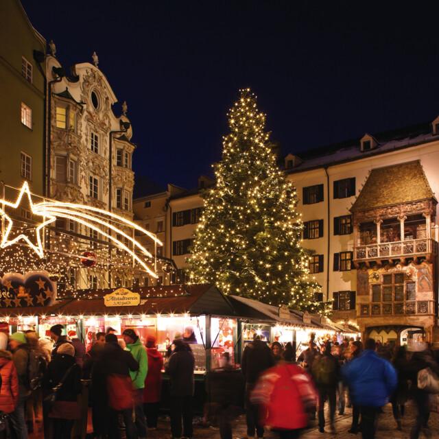 Weihnachtsmarkt in der Altstadt