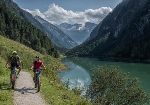 Bike & Hike Stilluptal