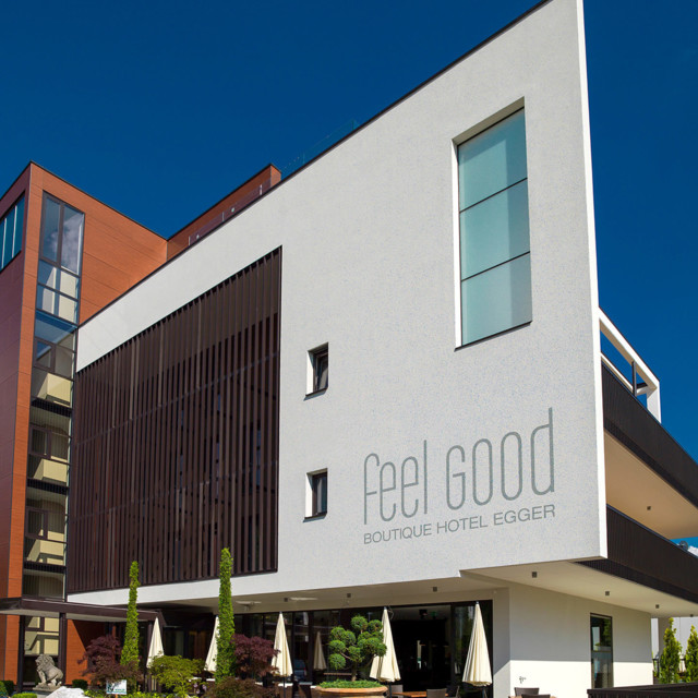 feel good - Boutiquehotel Egger in Krumpendorf