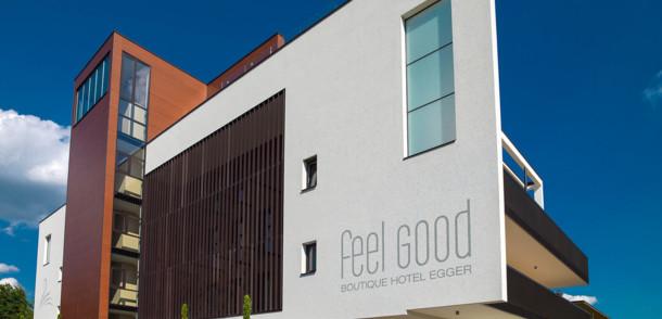 feel good - Boutiquehotel Egger in Krumpendorf