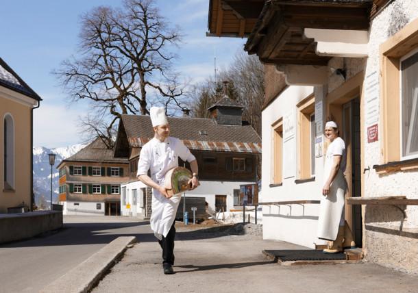 Schnepfau Alpine Dairy