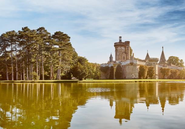 Ausflugsziel Schloss Laxenburg im Wienerwald