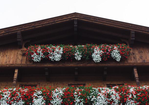 traditionelles Bauernhaus