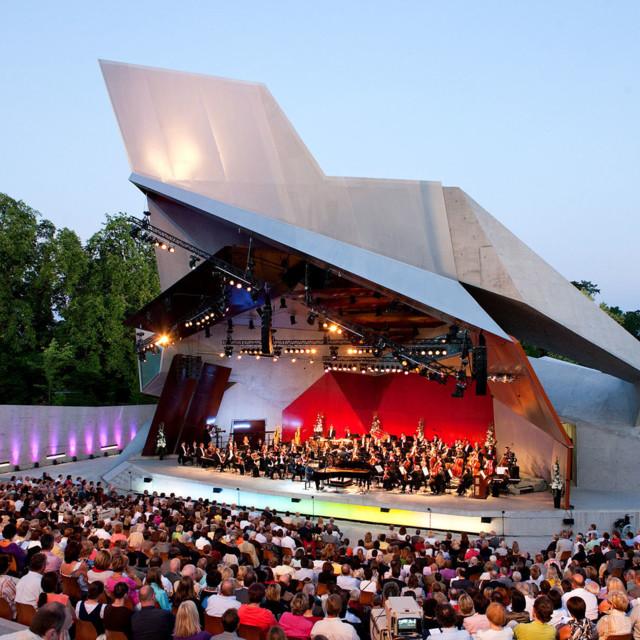 Musik-Festival Grafenegg, Niederösterreich